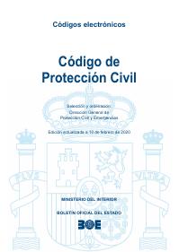 Código de Protección Civil